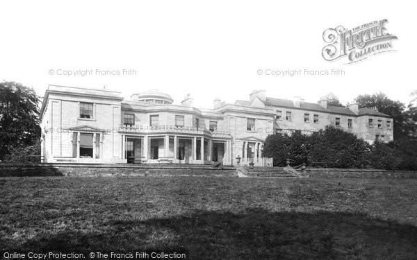 Bowness On Windermere, Storrs Hall Hotel 1896