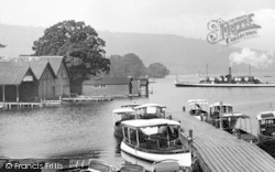 Bowness-on-Windermere, The Bay 1925, Bowness-on-Windermere