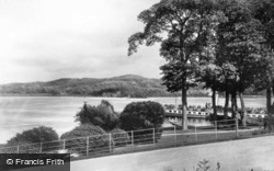 Bowness-on-Windermere, The Ferry c.1950, Bowness-on-Windermere