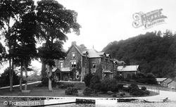 Bowness-on-Windermere, The Ferry Hotel 1896