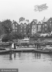 Bowness-on-Windermere, The Jetty 1912, Bowness-on-Windermere