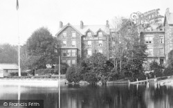Bowness-on-Windermere, The Old England Hotel 1887, Bowness-on-Windermere
