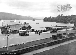 Bowness-on-Windermere, The Promenade 1929