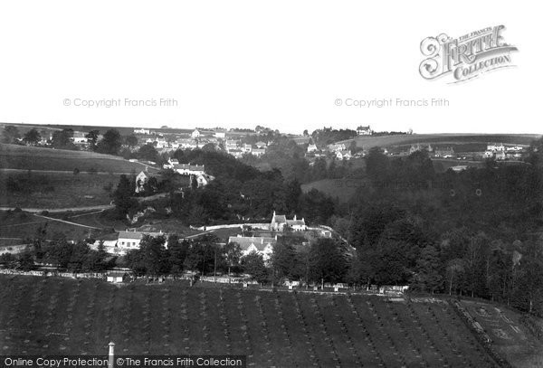 Box, And Scar Hill 1904