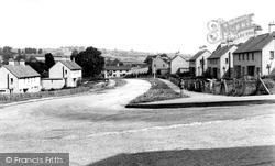 Box, Bargates Council Houses c.1955