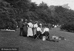 A Bank Holiday Picnic 1906, Box Hill