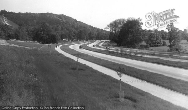 Photo of Box Hill, And The By Pass 1939