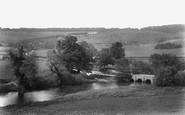 Box Hill, Boxhill Bridge 1906