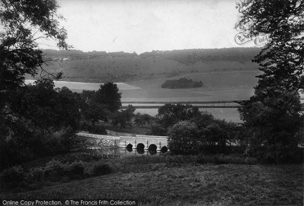 Box Hill, Boxhill Bridge 1909