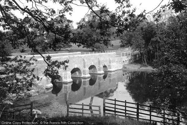Box Hill, Boxhill Bridge 1909