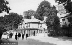 Burford Bridge Hotel 1906, Box Hill