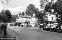 Burford Bridge Hotel 1922, Box Hill