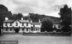 Burford Bridge Hotel 1931, Box Hill