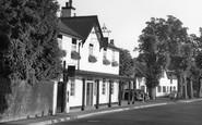 Box Hill, Burford Bridge Hotel 1954