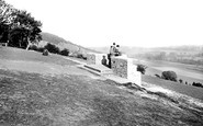 Box Hill, The Lookout 1906