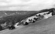 Box Hill, The Slopes c.1955