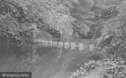 Box Hill, The Stepping Stones To Boxhill 1932