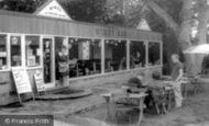 Box Hill, The Wimpy Bar c.1965