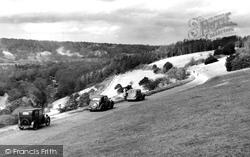 The Zig Zag c.1950, Box Hill