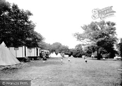Upper Farm Camp 1925, Box Hill