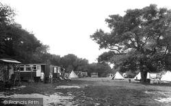 Upper Farm Camp 1928, Box Hill