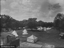 Upper Farm Camp 1935, Box Hill