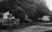 Box Hill, Upper Farm Camping Ground 1928
