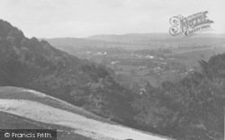 Box Hill, View From Box Hill 1924