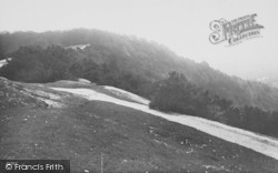 Box Hill, Views On The Hill 1890