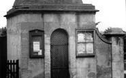 Box, Old Jail c.1955