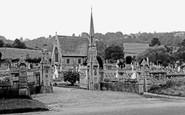 Box, The Cemetery Chapel c.1965