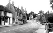 Box, The Village c.1950