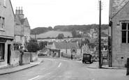 Box, The Village c.1955