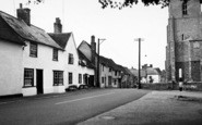 Boxford, Church Street c.1960