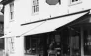 Boxford, General Stores c.1960