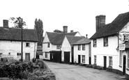 Boxford, Stone Street c1955