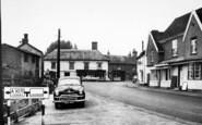 Boxford, The Square c.1955