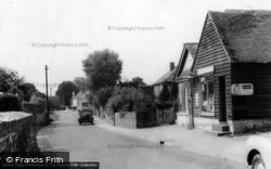 Post Office Stores c.1955, Boxgrove