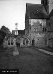 Priory 1953, Boxgrove