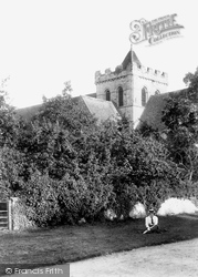Priory Church 1899, Boxgrove