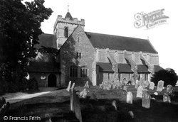 Priory Church Of St Mary And St Blaise 1899, Boxgrove
