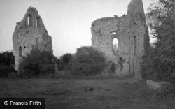 Priory Ruins 1953, Boxgrove