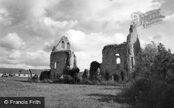 The Priory Ruins c.1955, Boxgrove