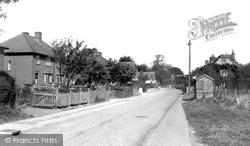 Boxgrove, The Street c.1960