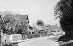 The Village c.1955, Boxgrove