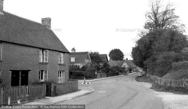 Boxgrove, The Village c.1960