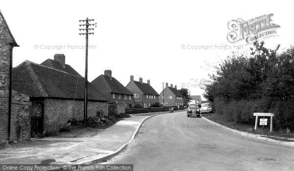 Boxgrove, The Village c.1960