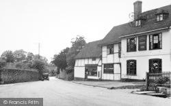 Boxley, High Street c.1955