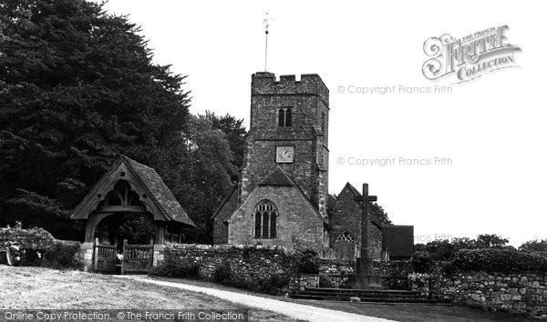 Boxley, The Church c.1960