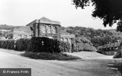 Boxley, The Water Works c.1955